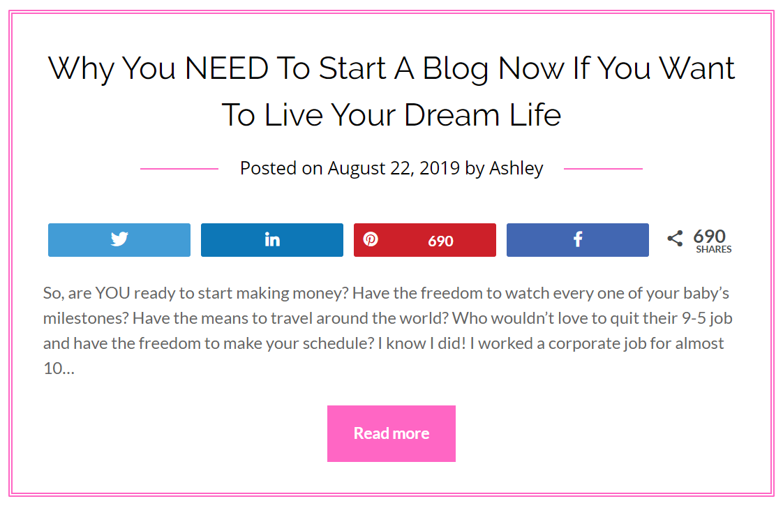 increase blog traffic, blessed to be a mommy
