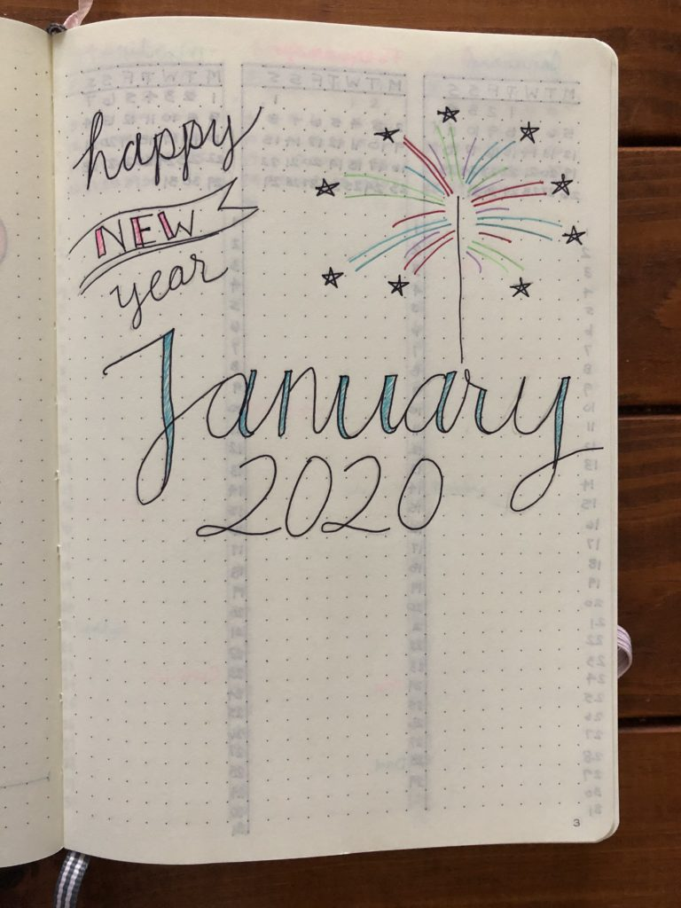 bullet journal, blessed to be a mommy